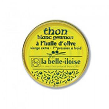 Thons - Thon Blanc Germon A L'Huile D'Olive Vierge Extra 1/10 80G -