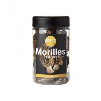 Champignons - Morilles Extra Deshydratees 25G -