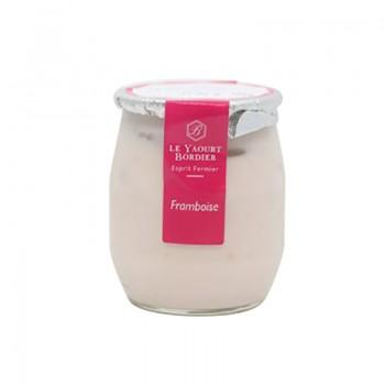 Yaourts & fromages blancs - Yaourt aux Framboises 125G -