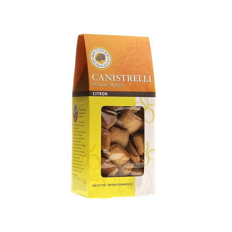 Biscuits traditionnels - Canistrelli de St Maurice 190G -