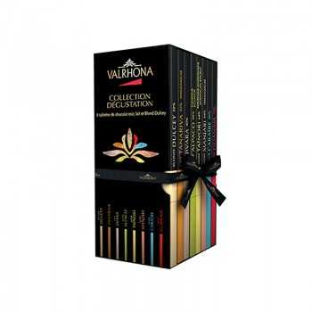 Coffrets & ballotins de chocolats - Coffret De 8 Tablettes Degustation Grands Crus 560G -