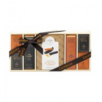 Coffrets & ballotins de chocolats - Coffret un Zeste D'Orange 334G -