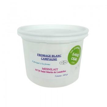 Yaourts & fromages blancs - Fromage Blanc de Campagne 40% 50CL -