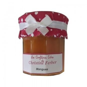 Créations originales - Confiture de Mangues 220G -