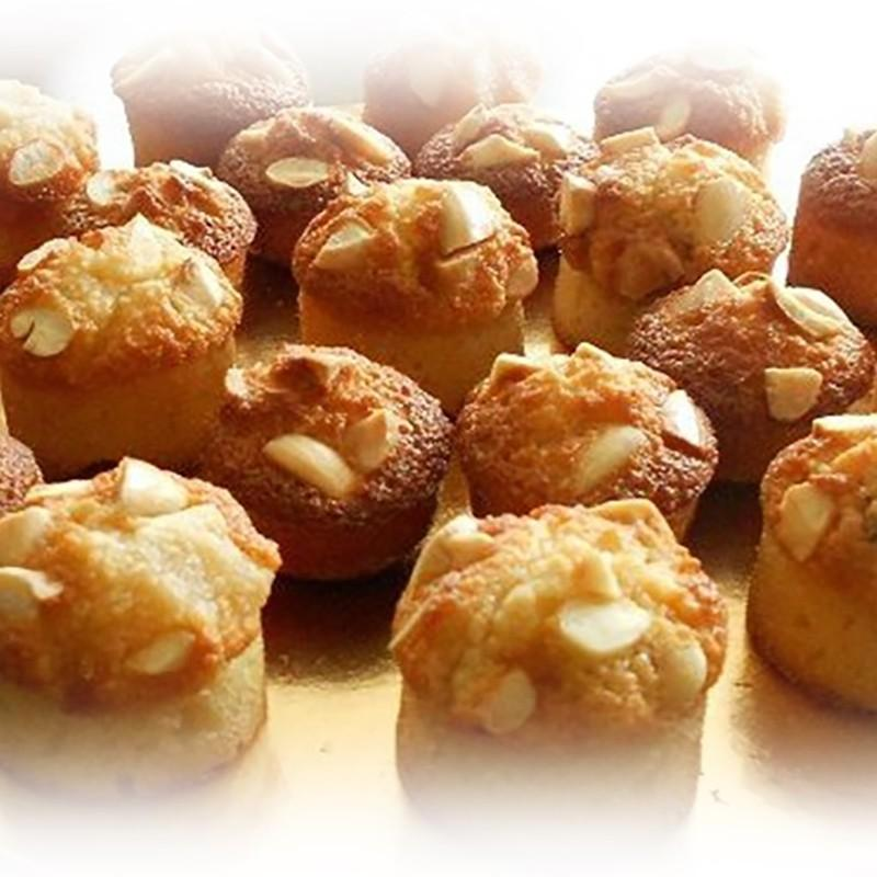 Madeleines & petits fours - Petits-fours financiers - 200 G -