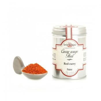 Epices - Curry rouge thaï 60G -
