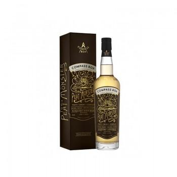 Écossais - The Peat Monster 70CL -