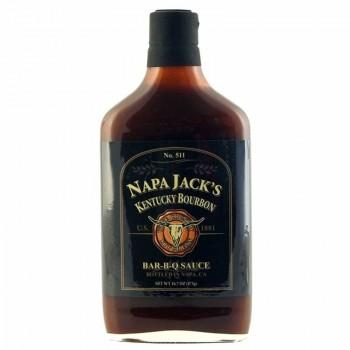 Sauce américaines - Sauce Barbecue Napa Kentucky au Bourbon 375ML -