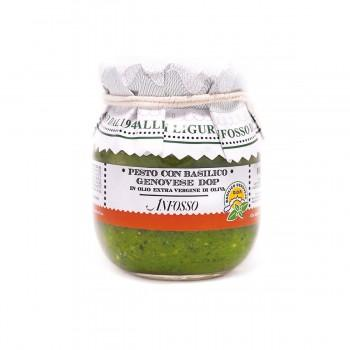 Sauces d'accompagnement - Sauce Pesto Genovese 85G -