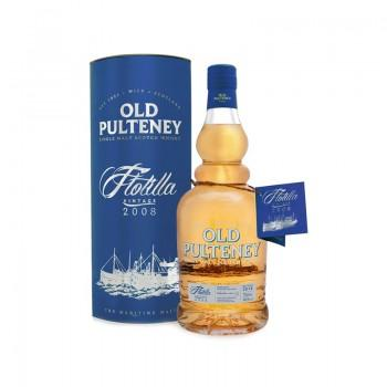 Écossais - Flotilla Old Pulteney 2008 70CL -