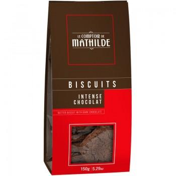 Biscuits originaux - Biscuits intense au chocolat 150G -