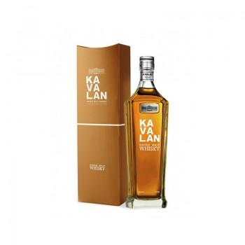 Taïwanais - Kavalan Single Malt 70Cl -