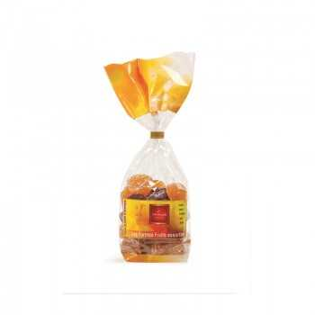 Pâtes de fruits - Sachet Pâtes de Fruits aux Formes Assorties 300G -