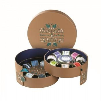 Coffret Integral Assortiment de 16 tartinables 1090G
