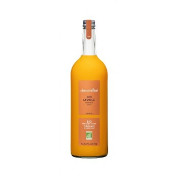 Jus d'orange biologique 1L - Alain Milliat