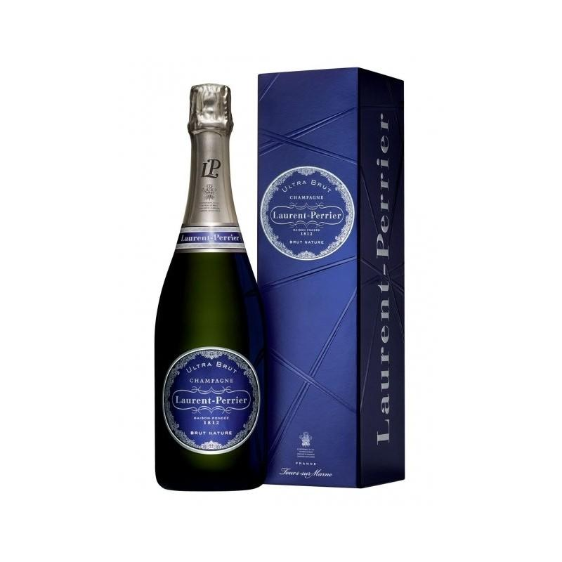 Brut  - Champagne Laurent Perrier Ultra Brut 75CL -