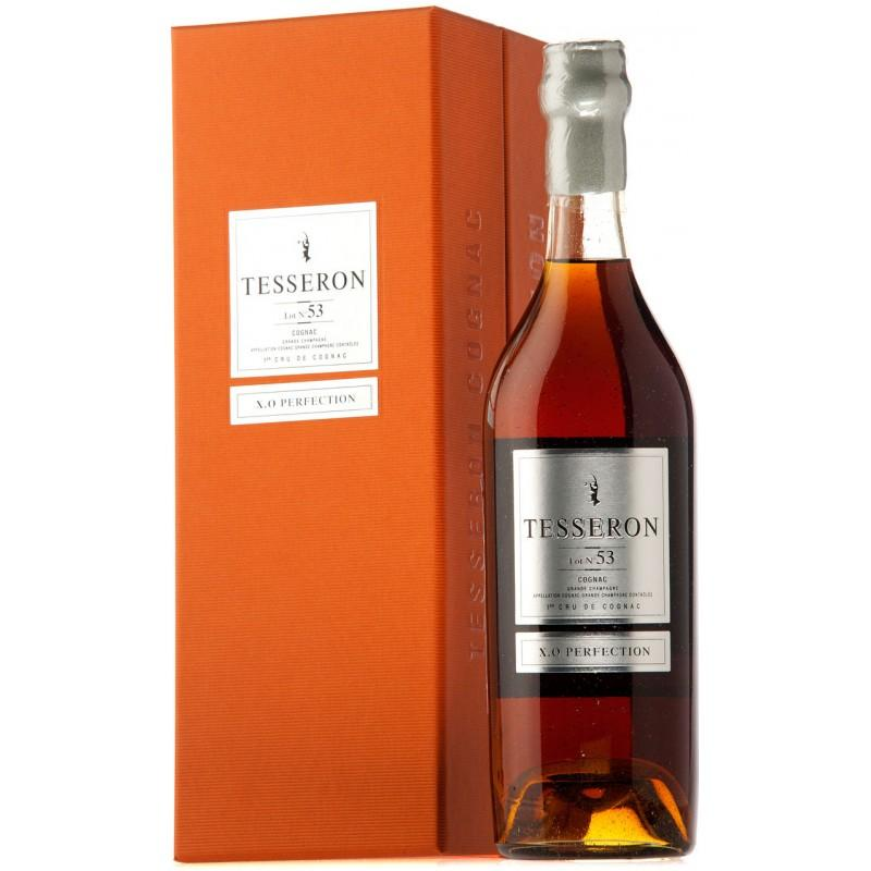 Cognac, Armagnac & Calvados - Cognac Tesseron Lot 53 XO Perfection 70CL -