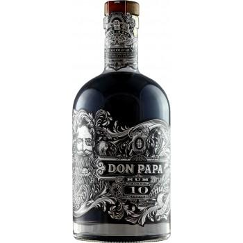 Philippines - Rhum Don Papa 10 Ans 70CL -