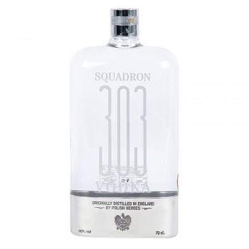Téquila, Gin & Vodka - Vodka Squadron 303 Vodka 70CL -