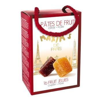 Pâtes de fruits - Ballotin 16 Pâtes de Fruits 112G -